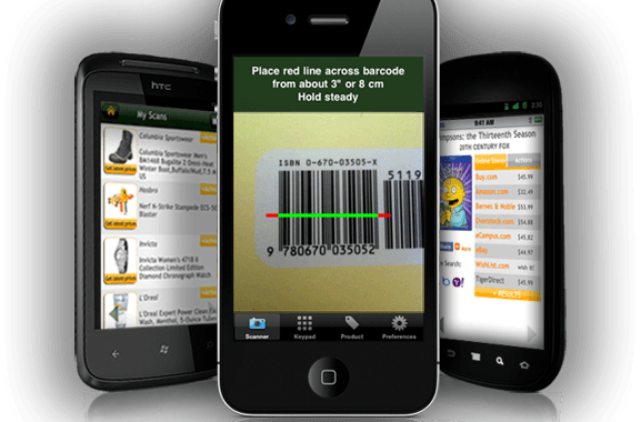 Build An Iphone/android Barcode Scanner App Using Php And Mysql