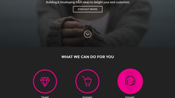 Another Responsive WordPress Website Design