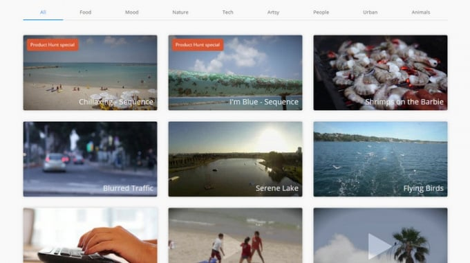 Beautiful, Free Videos To Make A Paypal Style Homepage