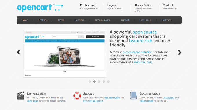 OpenCart 2.2 Released